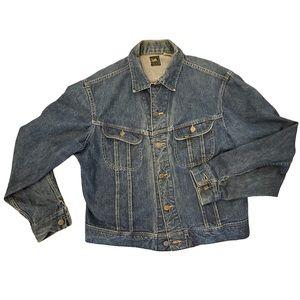 Lee vintage Trucker jacket made in USA